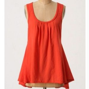 Anthropologie Odille Laced Trails Top